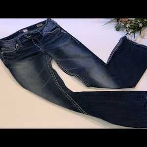 SILVER JEANS TUESDAY BOOTCUT 27